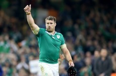Sean O'Brien utterly brilliant to push Schmidt's Ireland to top of Pool D