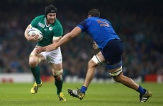 Sean O'Brien likely to be cited after blatant punch