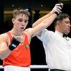 Irish boxer Michael Conlan is one win away from World Championship gold