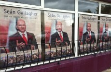 Seán Gallagher pledges poster-free election campaign