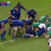 Check out the highlights from Ireland's incredible victory against France