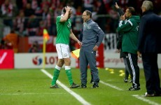 'Lewandowksi has gone down rather theatrically' - O'Neill cries foul over suspensions