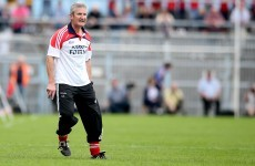 'I am honoured' - Cork's new senior hurling manager can't wait to get started