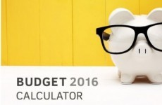 How does Budget 2016 affect you? TheJournal.ie calculator will do the sums for you