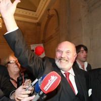 Norris an official presidential candidate after Dublin City nomination
