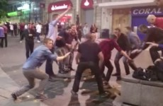 This Irish stag party dancing in the streets of Liverpool has gone super viral