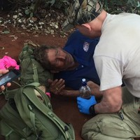 Man survives six days in Outback by eating ants