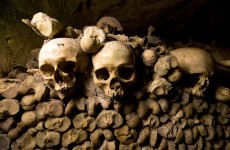 Fancy spending Halloween night in the Paris Catacombs? Now you can