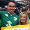 This heroic couple saved the day when these Irish fans lost their rugby tickets