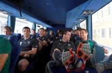 Fergus McFadden's World Cup diary: part three