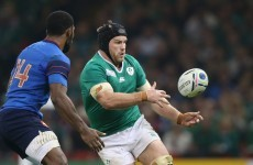 Sean O'Brien handed one-week ban for Papé punch, will miss Argentina clash