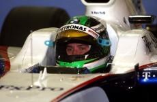 Heidfeld back with Sauber