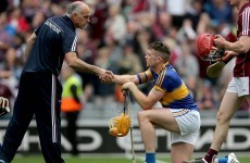 'It's a bit unusual' - Tipp's Padraic Maher struggling to understand Galway situation