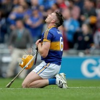 'He's a great Tipperary man, I'm just sorry we didn't get to the final for him'