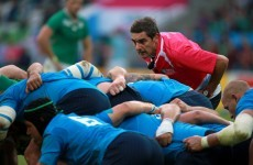 Garcès to take charge of Ireland's Rugby World Cup quarter-final against Argentina