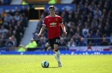 Manchester United youngster spends third night in hospital after rupturing his liver
