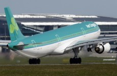 Aer Lingus passenger numbers increased over summer