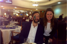 Chris O'Dowd posed for a million selfies with Irish politicians last night... it's The Dredge