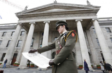 We're definitely not getting a bank holiday for the 1916 Rising next year