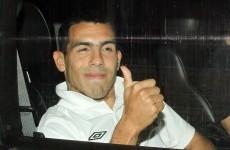 Tevez apologises to Man City fans for 'misunderstanding'