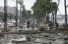 Typhoon Nesat kills at least 20 in the Philippines