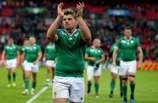 Spanish speaker Murphy keen to fill in for Ireland's injured O'Mahony