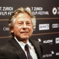Roman Polanski thanks Swiss prison staff in award acceptance speech