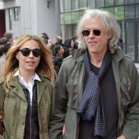 Bob Geldof says proposing to his girlfriend after the death of his daughter Peaches 'let some light in'