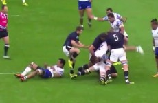 'I was angry' - Scotland's Strauss not pleased with double suspension for this tackle