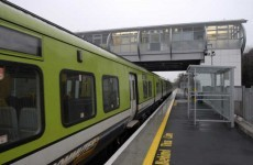 Irish Rail cancel rush hour train due to graffiti