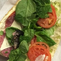 So a man found a dead mouse in his Subway sandwich...