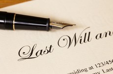What is it that makes Irish people fight over wills?