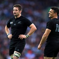 New Zealand name just under 1,000 test caps in side to face France this Saturday