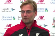 'I want to see more bravery, more fun in their eyes. Play like in your best dream' - Klopp