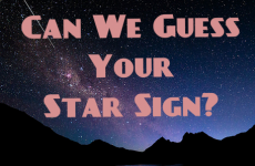 Can We Guess Your Star Sign?