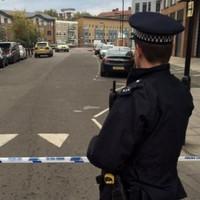 Police officer shot in anti-gang raid in London