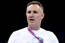 IABA 'very confident' Billy Walsh's future will be resolved soon