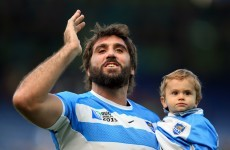 Beating Ireland would be the latest mark of Argentinian rugby growth