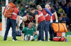 How long will Paul O'Connell be sidelined for? We asked a leading physiotherapist