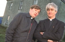 Father Ted has been voted one of the best TV shows around the world