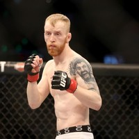 UFC Dublin's co-main event will now feature a hometown fighter