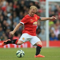 40-year old Paul Scholes still has a foot like a traction engine