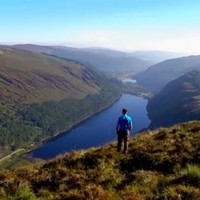 This stunning drone footage of Glendalough will put some pep in your weekend step