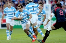 Argentina make 10 changes as frontliners return for Ireland clash
