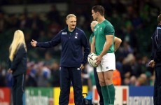 Jonathan Sexton fit enough for inclusion in Ireland's starting XV to face Argentina