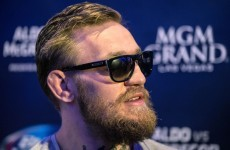 Conor McGregor to donate €50,000 in aid of homeless crisis in Ireland