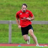 After 3 years away, Tomás O'Leary should make his Munster comeback tomorrow