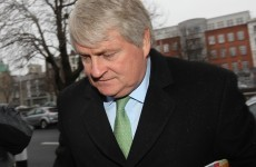How did a dossier about Denis O'Brien mysteriously end up on Denis O'Brien's desk?