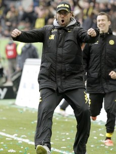 10 of the best Jürgen Klopp celebrations Liverpool fans can look forward to