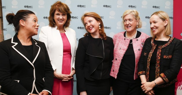 This is what happened when Joan, Mary Lou and Lucinda debated the Budget